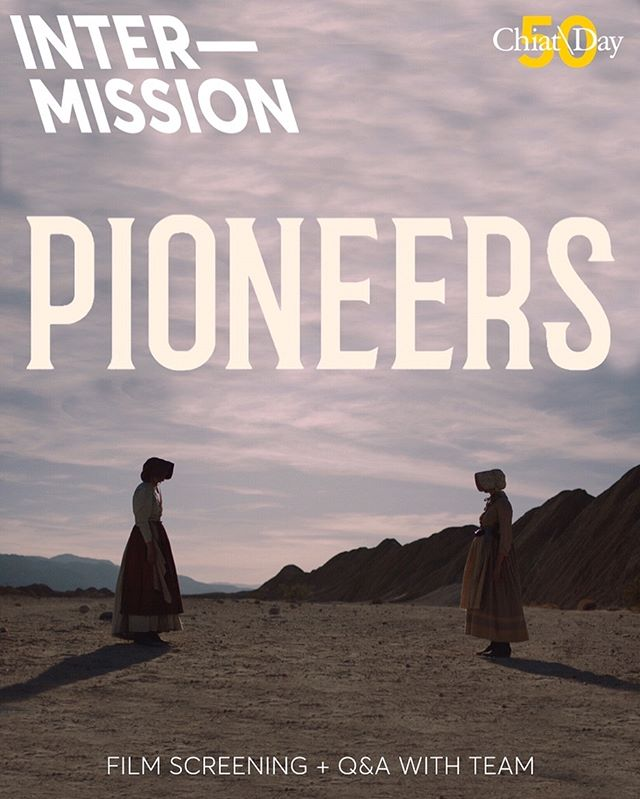 Thanks to @tbwachiatla for featuring @pioneersfilm as part of their intermission series! 🤩