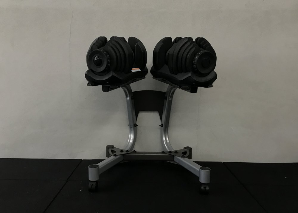 Adjustable Dumbbell 〜40kg -