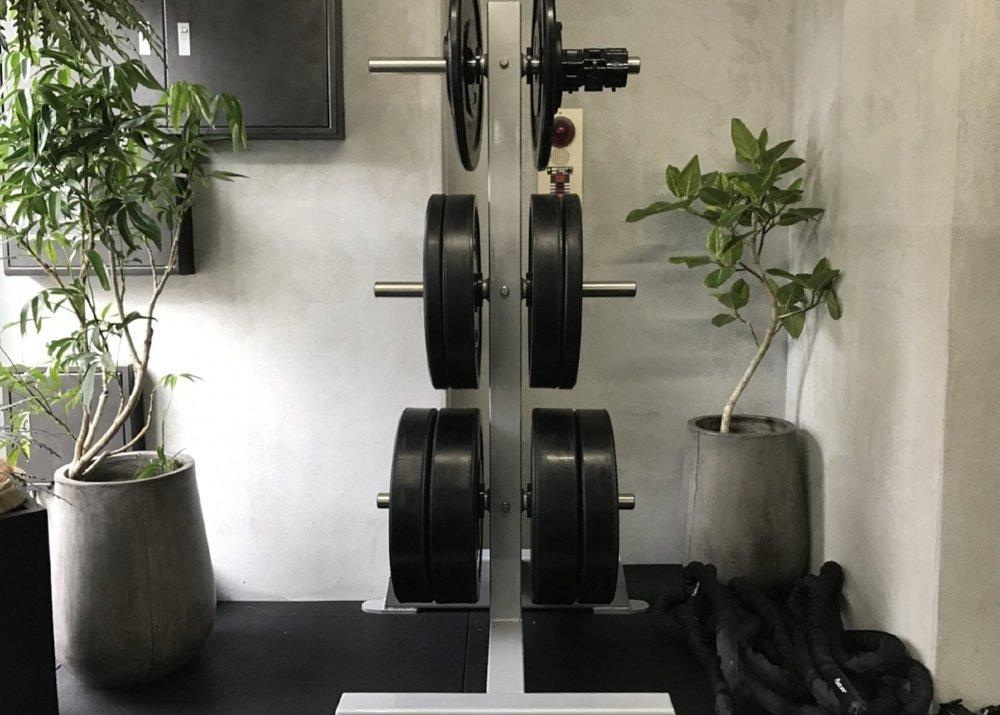 Bumper Plates 5-25kg -