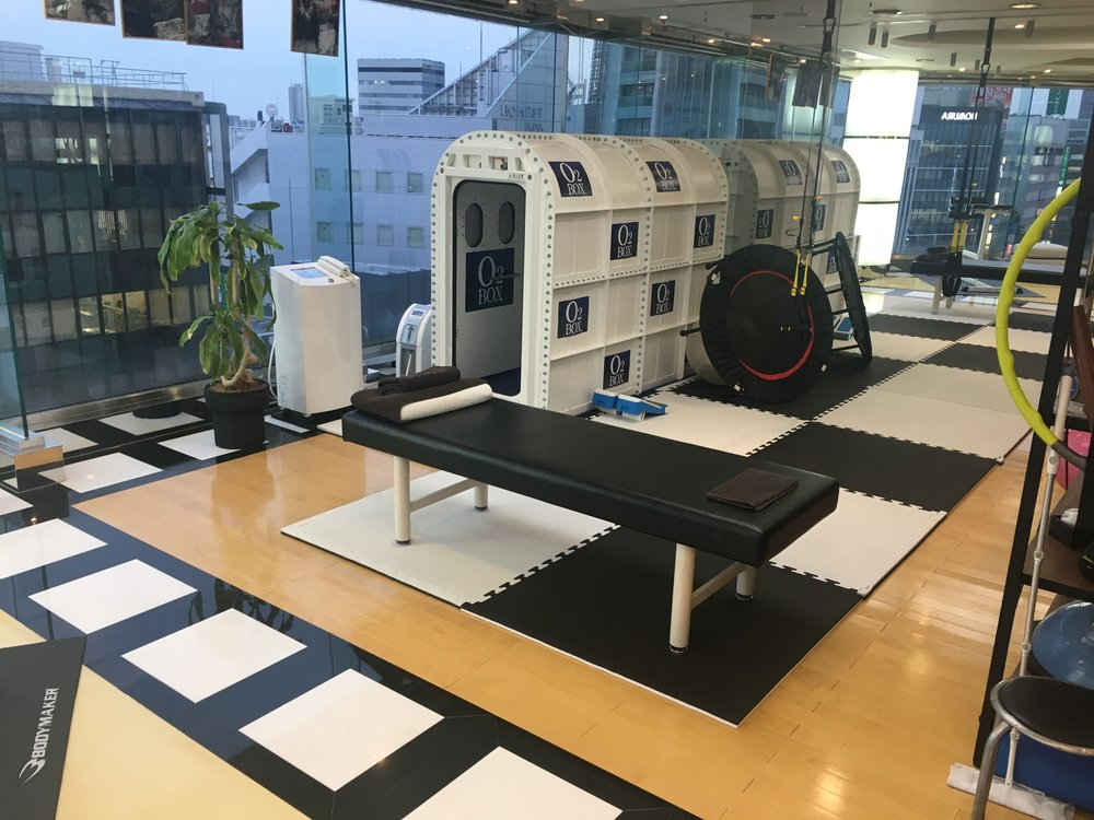 THE PERSON 新宿  単価:¥1250/15分あたり 広さ:60㎡ 収容人数:2〜20
