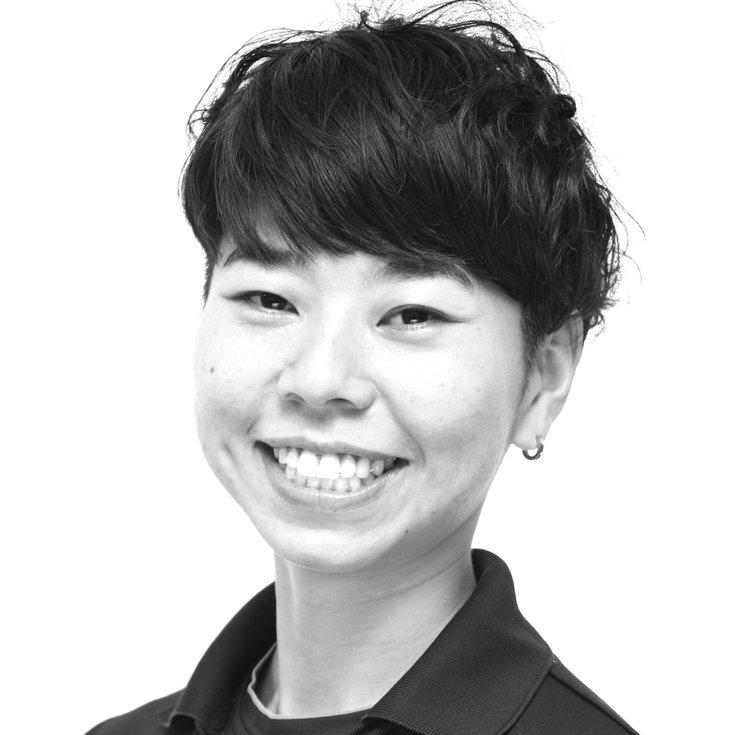 高桑 千栄トレーナー