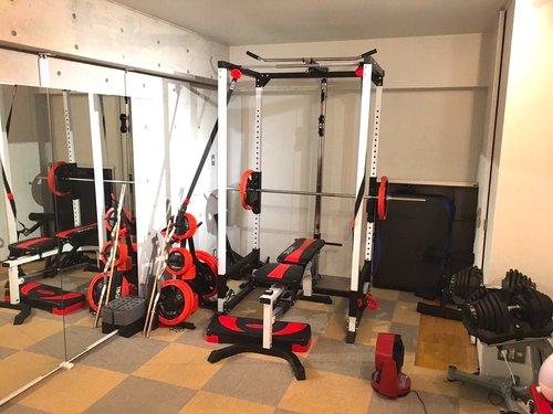 レンタルジム シェアリングジムならthe person share workout space