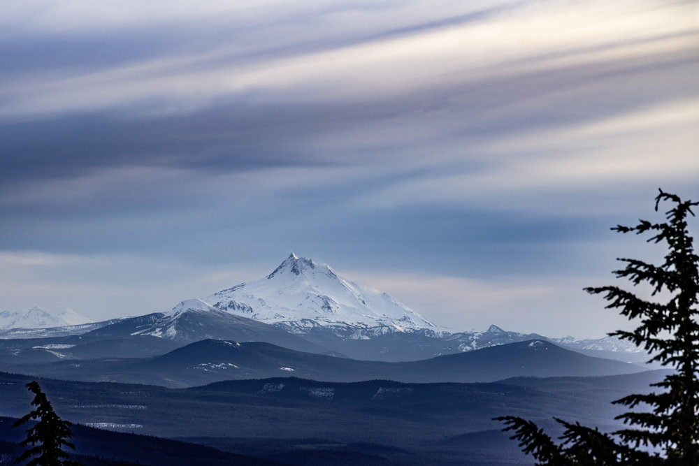 Mt. Jefferson, Oregon