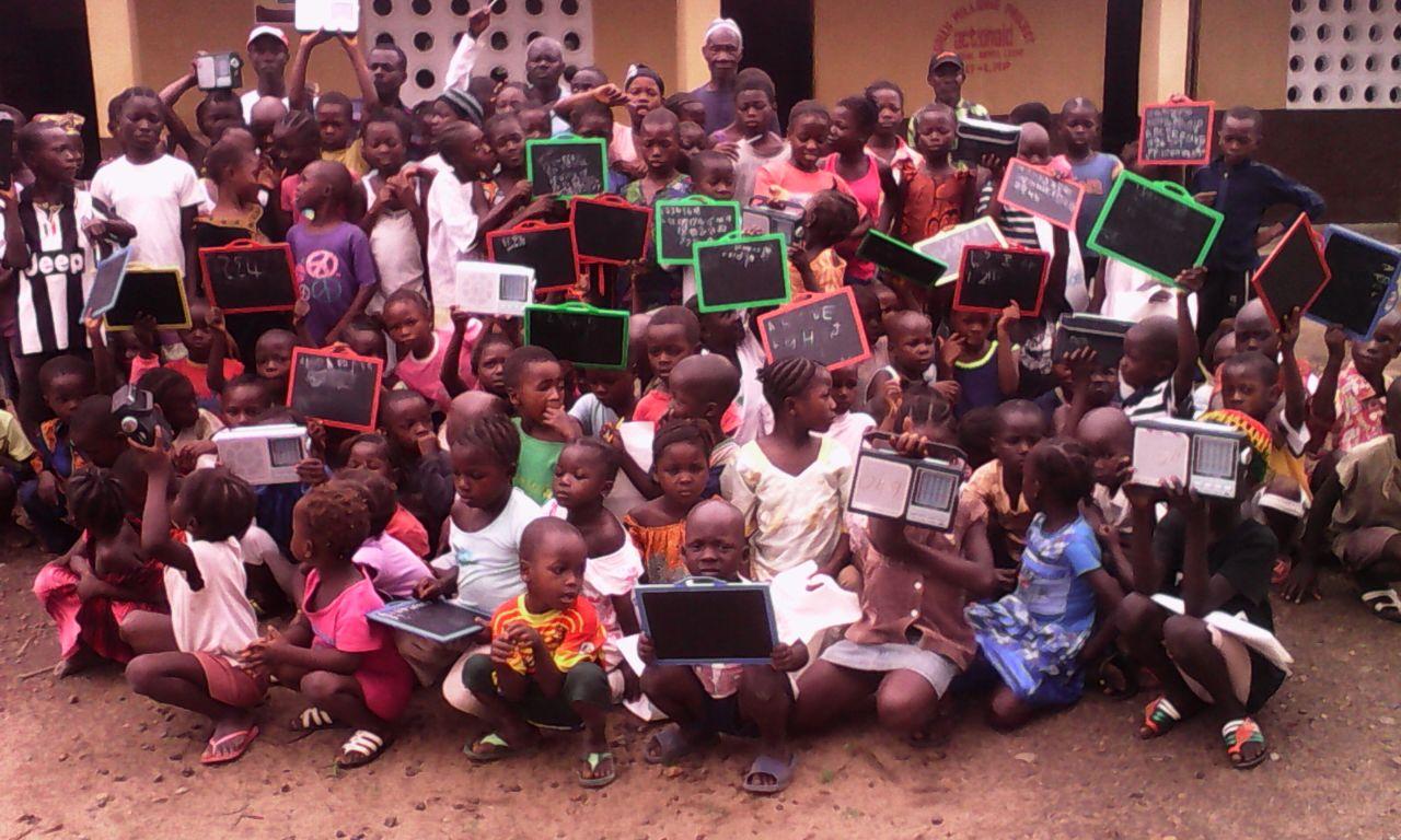 School Children of Golu