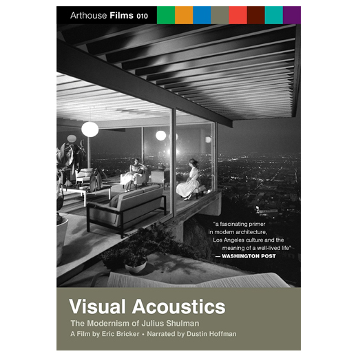 Visual Acoustics Modernism of Julius Shulman-archisoup-architecture-movies-architect-films-architectural-documentaries