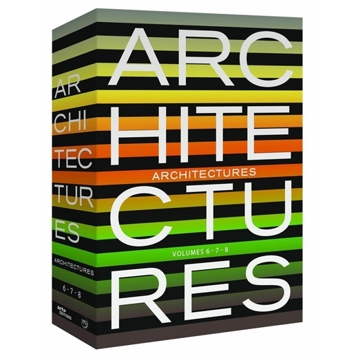 Architectures Vol 6 to 8-archisoup-architecture-movies-architect-films-architectural-documentaries