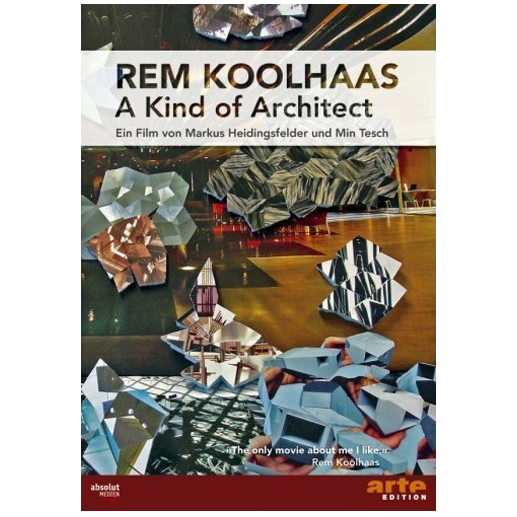 Rem Koolhaas  A Kind of Architect-archisoup-architecture-movies-architect-films-architectural-documentaries