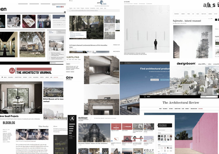 the best architecture design blogs archisoup