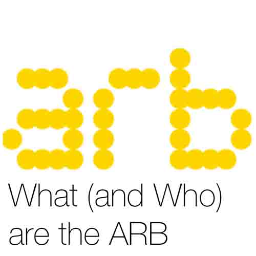 "What And Who Are The ARB    ""The ARB (Architects Registration Board) is an independent statutory body established under the 'Architect's act 1997' by parliament to regulate the architect's profession in the UK."""