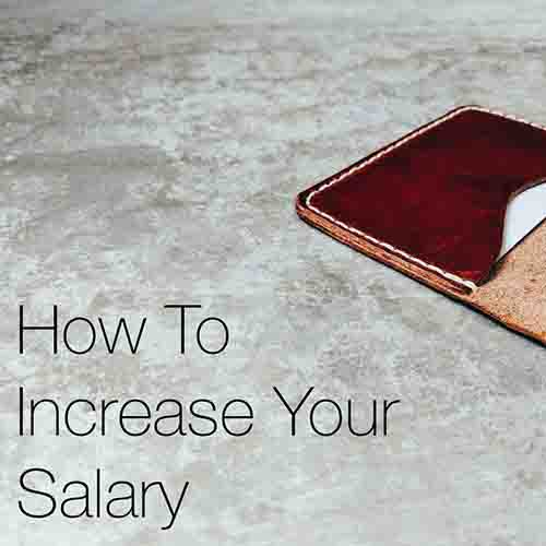 How To Increase Your Salary    As the role of the architect is ever changing, so are the skills required to be one, but the diverse skill sets learnt in architecture school and when in practice don't just have to be focused on being a singular architect...