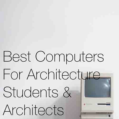 The Best (2018) Computers For Architectural Students & Architects    A look at the best PC's, laptops and Apple Mac's for architecture students, architects, and architectural visualisation and rendering. This guide covers the best computers for architectural CAD work, 3D modelling, Rendering and Graphic work for students and professionals.