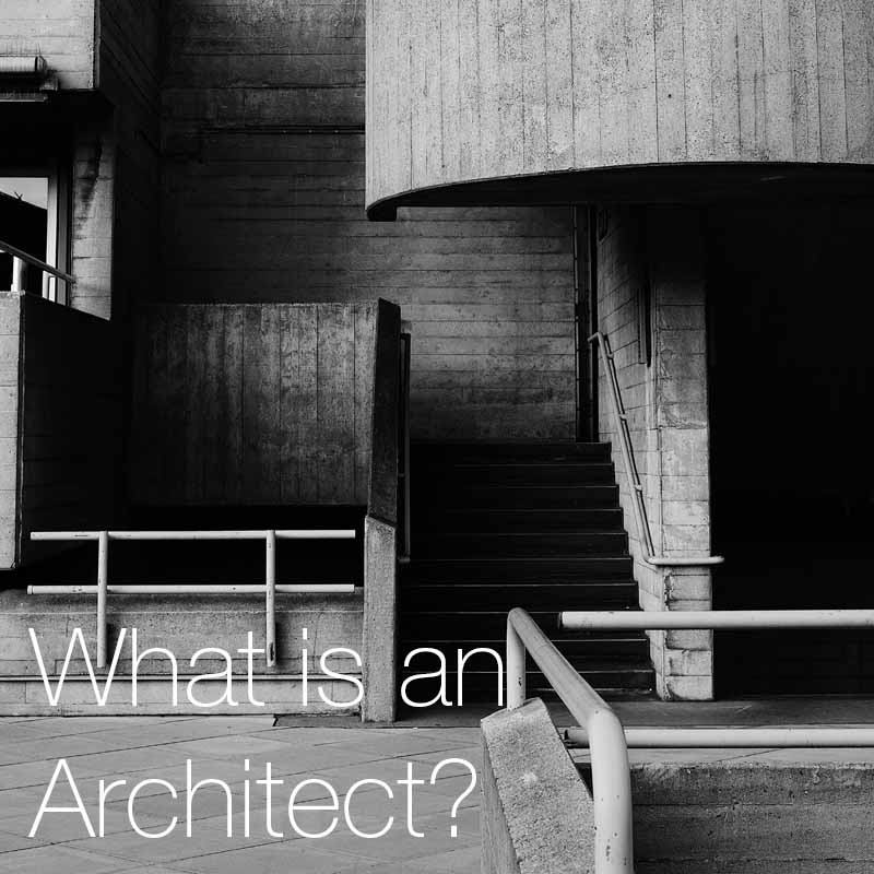 What is an Architect & how to be One   o   Here we will define and explain what an architect actually is, who can be one, what it means, and provide a general overview of the profession.
