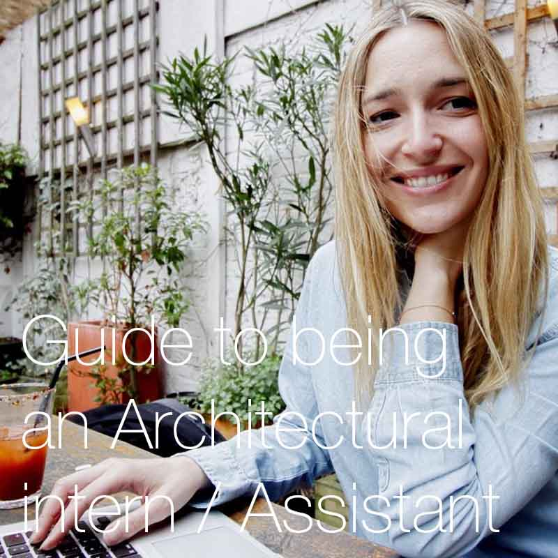 Being an Architectural Assistant    In this post we take a look at what it is like to be an architecture assistant, who is and how to be one, what does an architectural assistant do? how much does one make? and the skills required