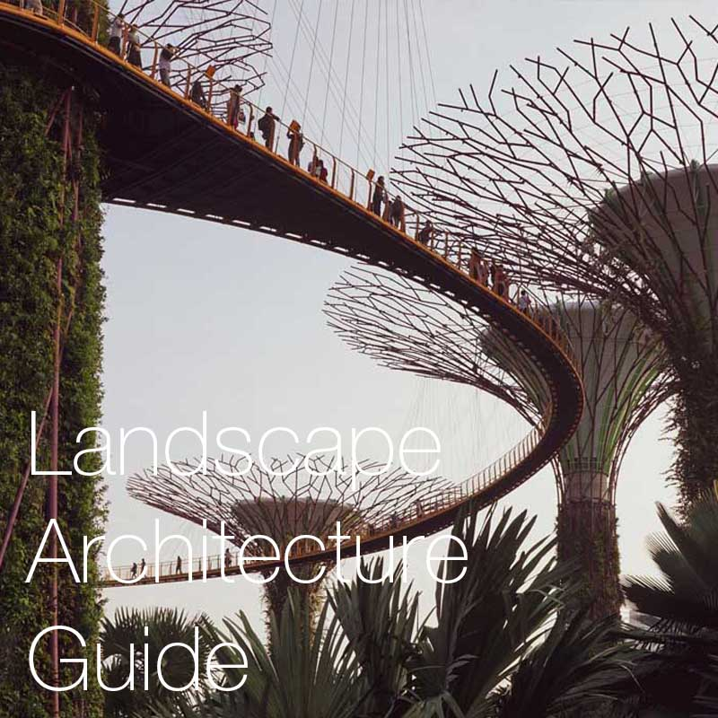 Landscape architecture guide    Here we discuss and define what landscape architecture is, who landscape architects are, and what it takes to be one…
