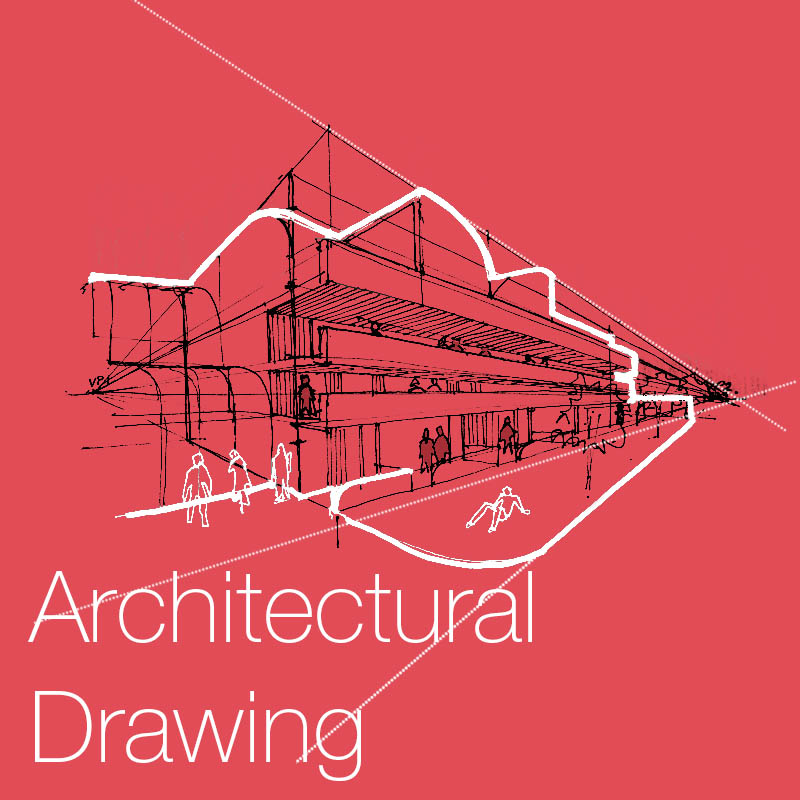 Architectural drawing    An architectural drawing visually communicates how a building will function. Here we look at the different types and styles of drawing required.