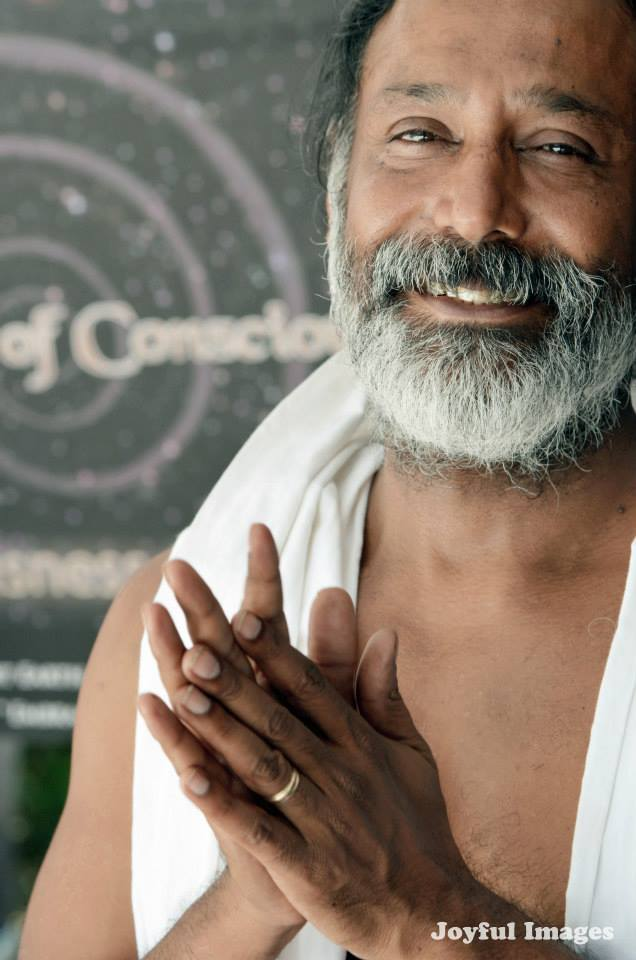 Learn more about Nandhiji at  www.nandhi.com