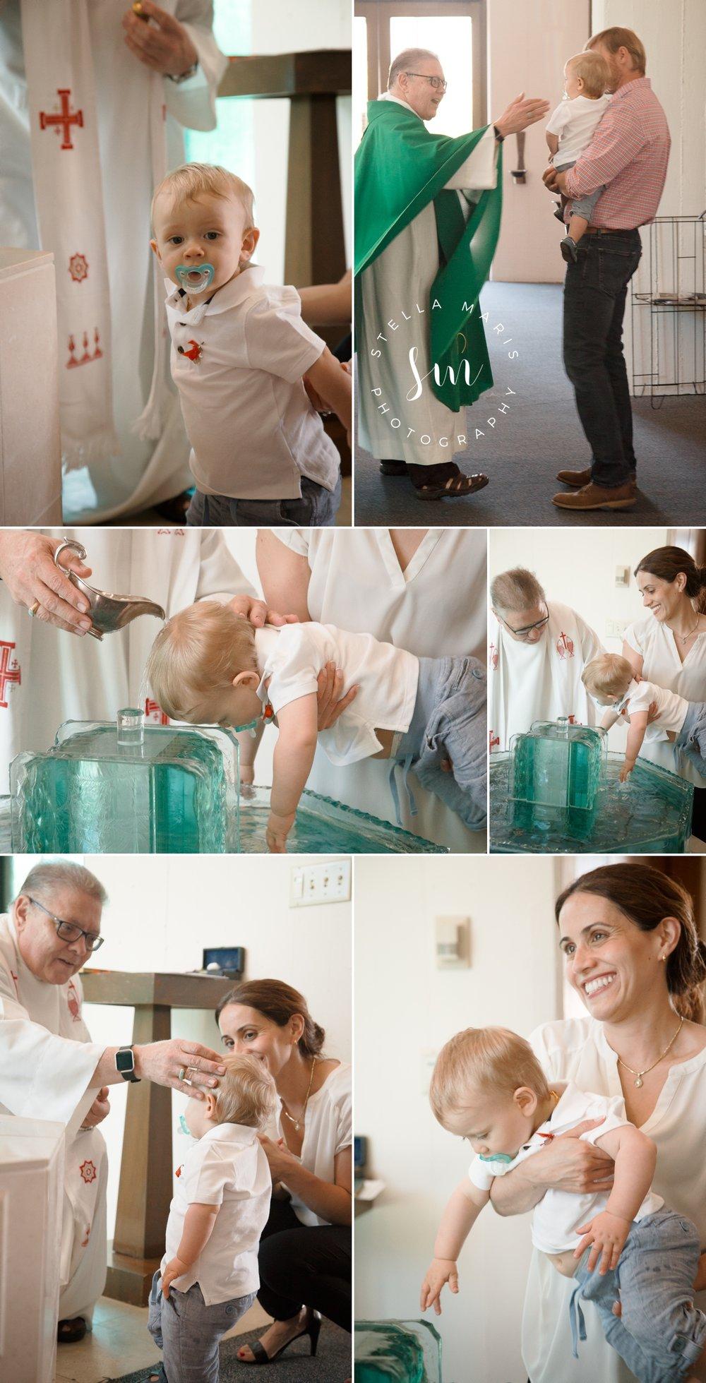 Nicco's Baptism