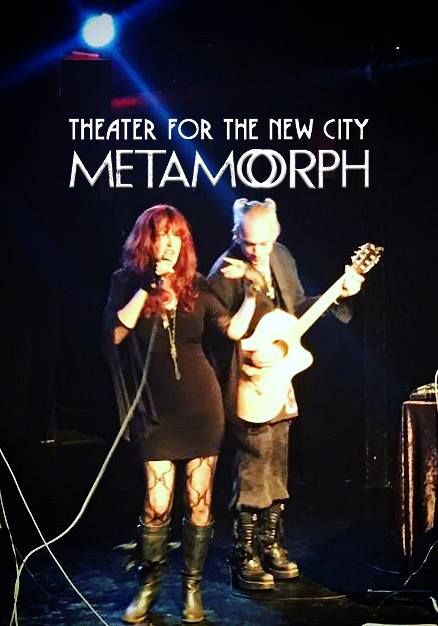 LES NYC Theater for the new city 2018 Metamorph music Margot Day & Kurtis Knight