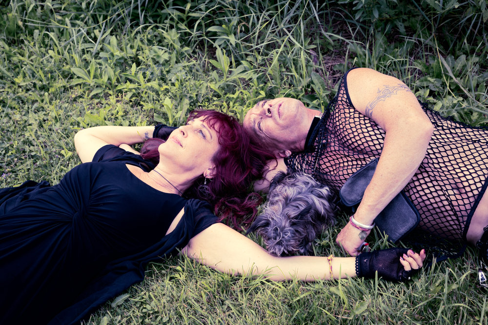 Laurelin Retreat summer 2018 Metamorph music Margot Day & Kurtis Knight