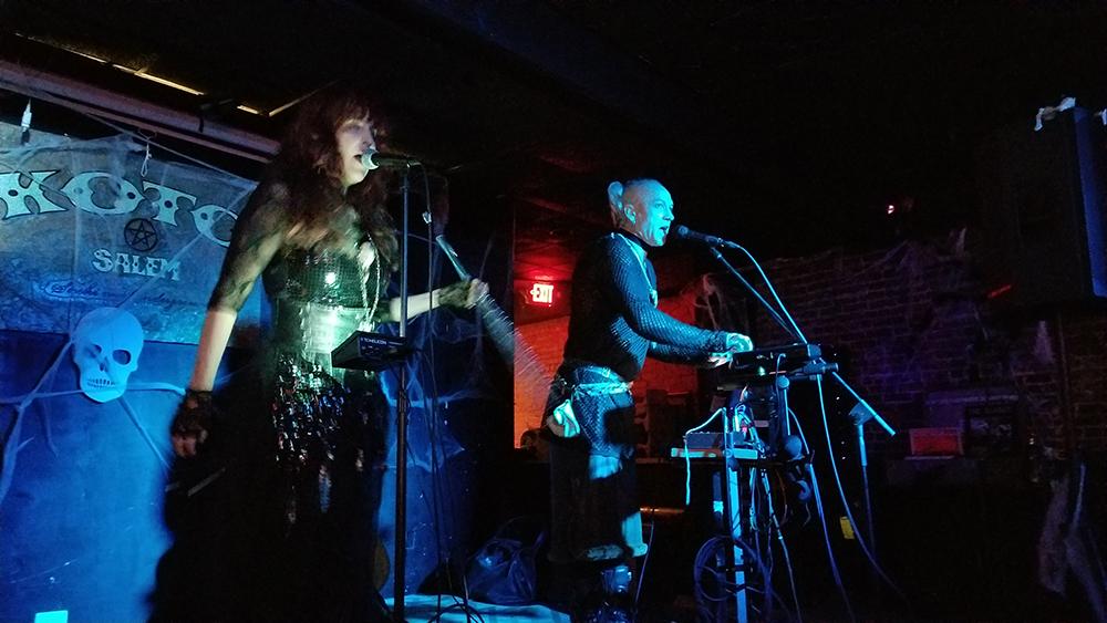 Copy of Metamorph music duo Margot Day & Kurtis Knight