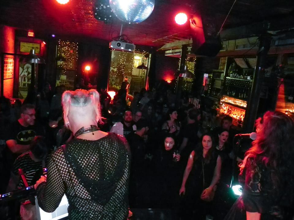 Metamorph Arkham Brooklyn 2018