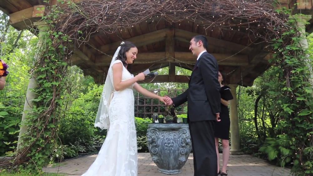 Emma and Lucio Wedding