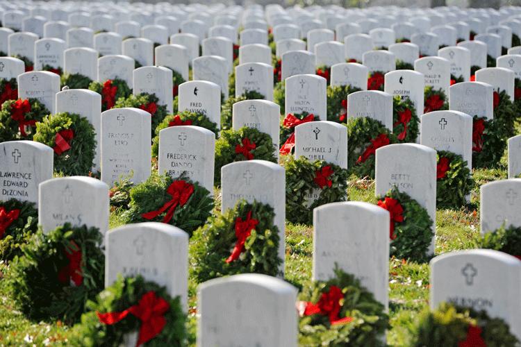 Wreaths Across America  Remember. Honor. Teach.