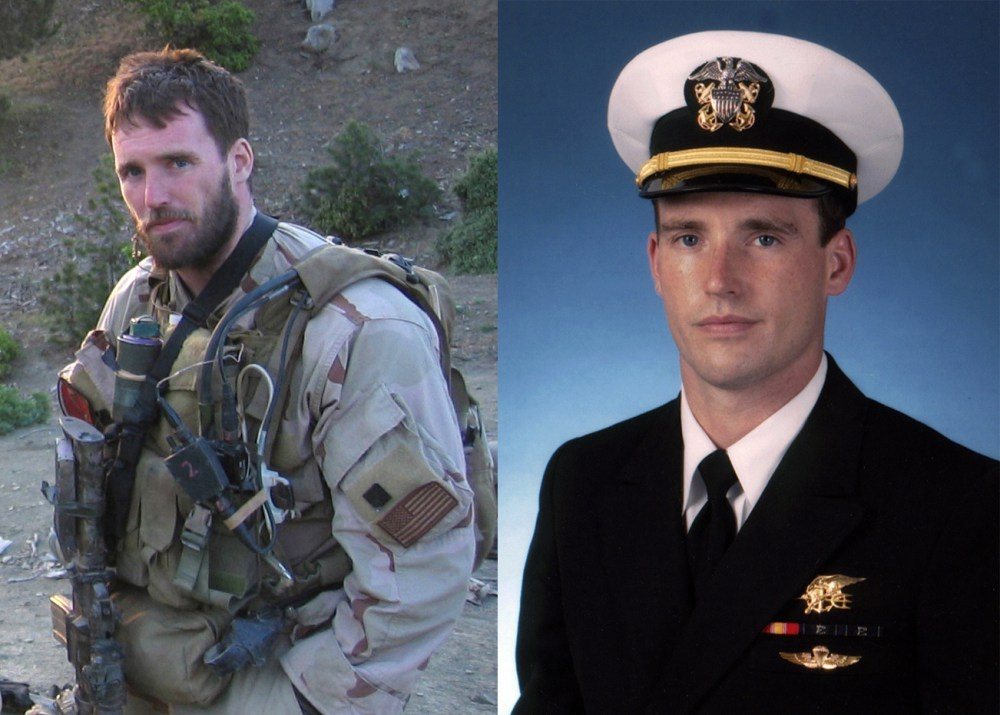 LT. Michael P. Murphy,  United States Navy (SEAL)   May 7, 1976 – June 28, 2005