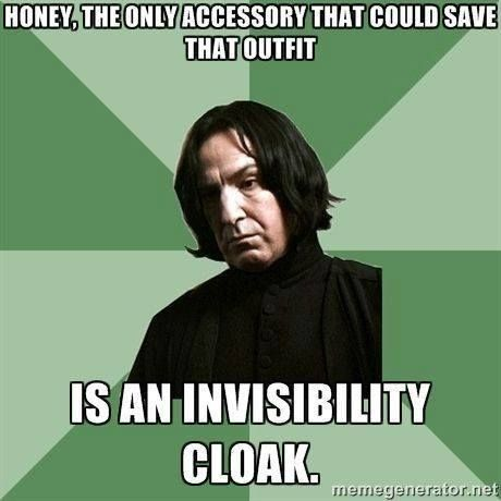 snape improbable escapes