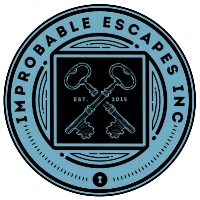improbable escapes logo
