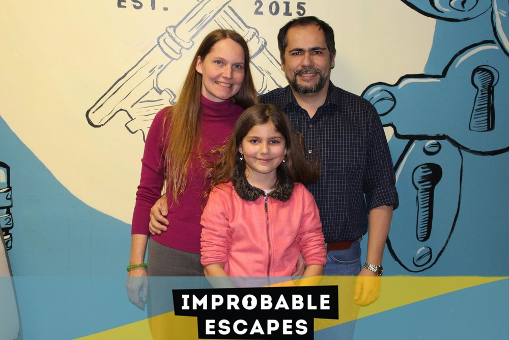 march break improbable escapes
