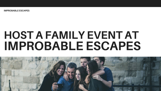 family event improbable escapes