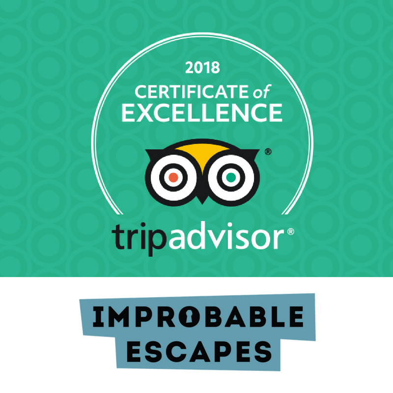 tripadvisor improbable escapes