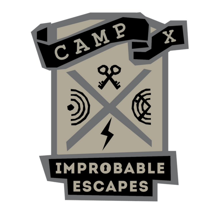 Camp X Transparent Background