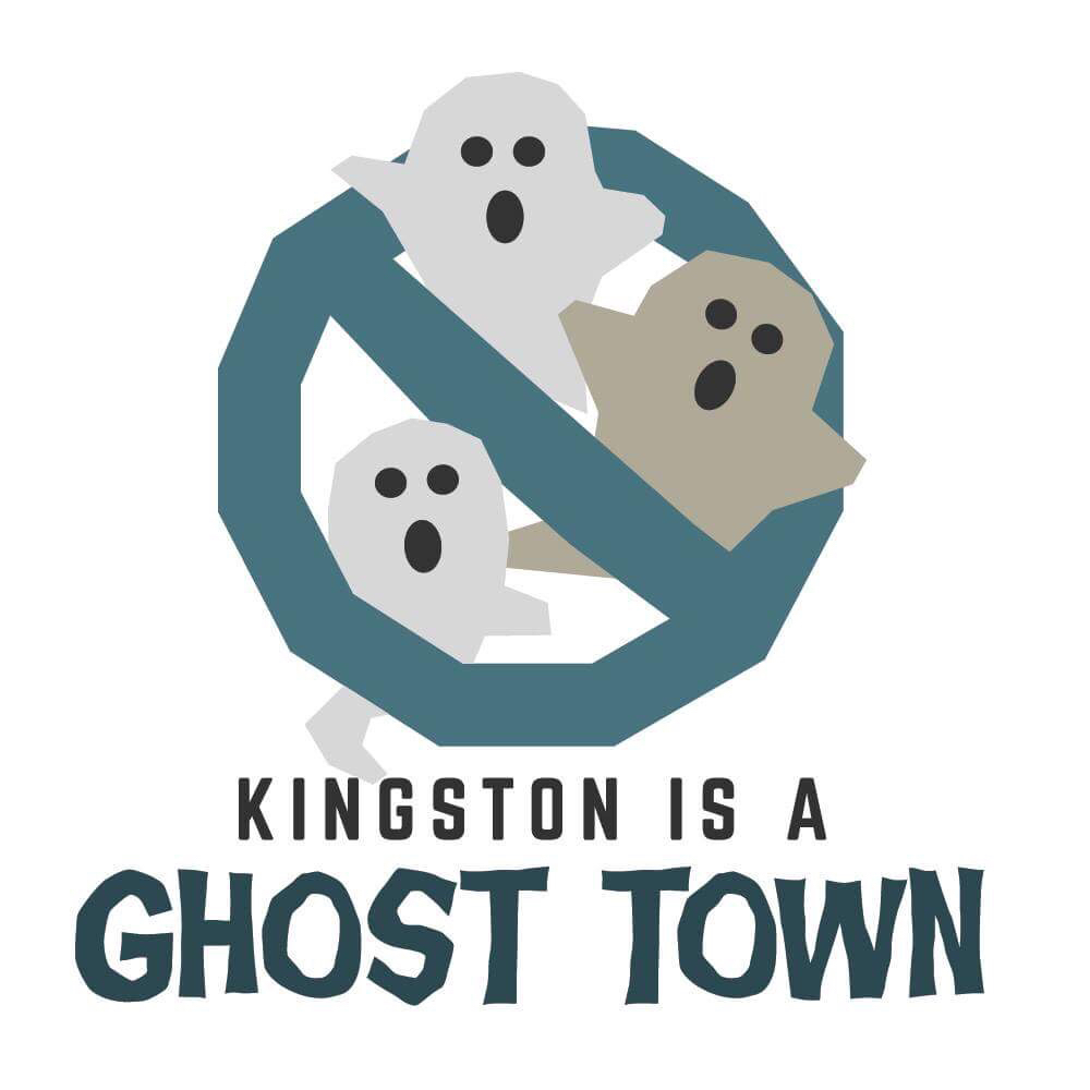 Kingston is a GHOST TOWN , Improbable Escapes' newest outdoor escape room