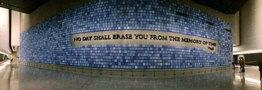 9/11 Museum at the World Trade Center
