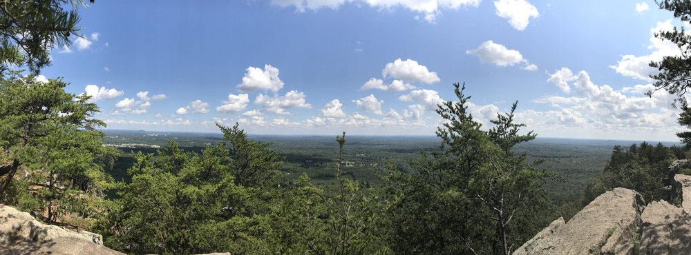Crowder's Mountain, Charlotte, NC