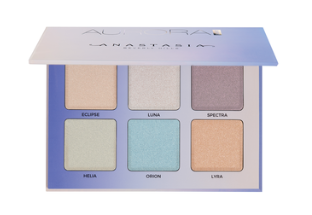 Anastasia Highlight Palette