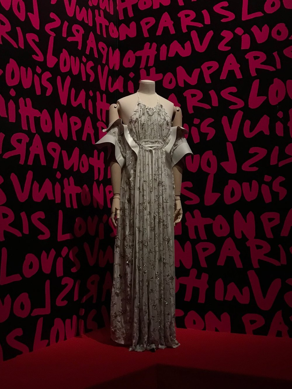 Dress worn by Emma Stone