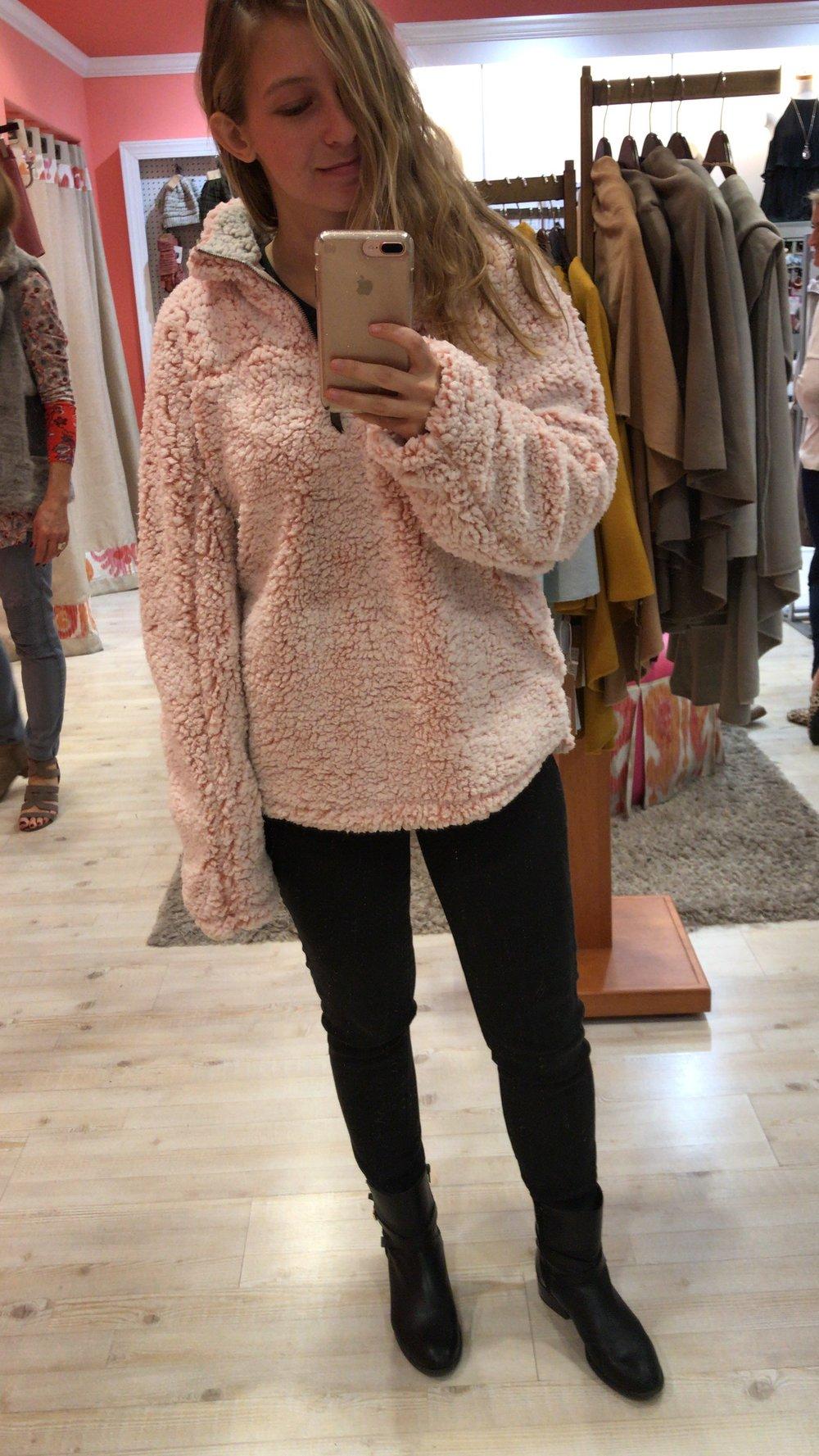 Wubby Pullover