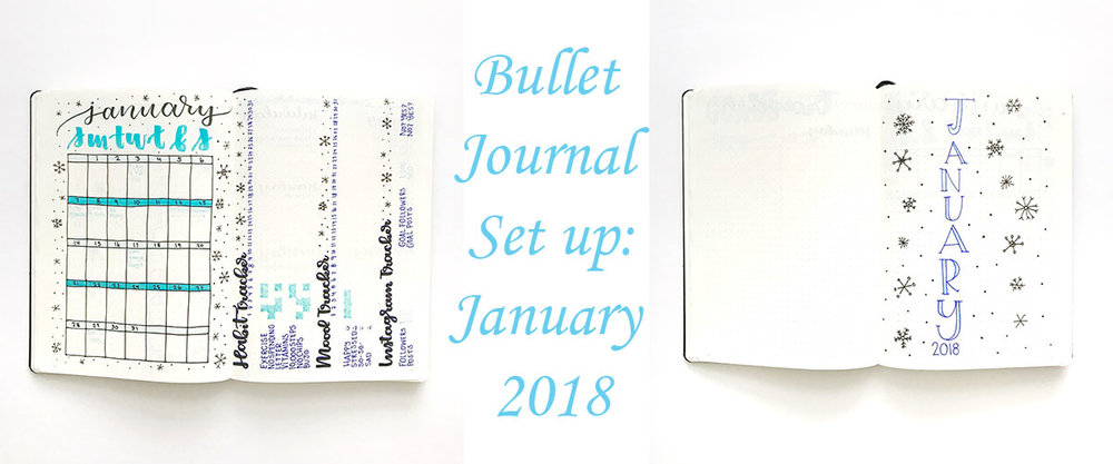 bullet-journal-january-2018