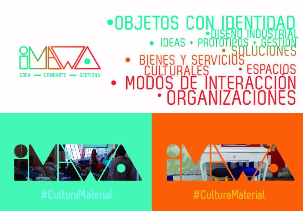 IMAWA Ecuador, - Presentado por su fundadora Shadira Ruiz: Fomenta la economía colaborativa a través del diseño centrado en las personas. Sus principios se enfocan en crear, compartir y gestionar para brindar soluciones a las necesidades, los datos que ella uso para entender el contexto de esta industria en el país fueron su principal fundamento, pero cree que se puede hacer más y colaborar para levantar información.