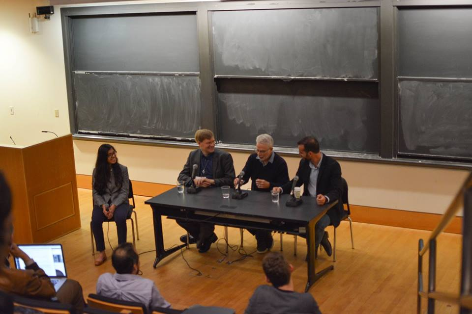 Gregory Stock, founder of Signum Bioscience, Anders Sandberg,James Martin Research Fellow at Oxford University, and Sam Sternberg, Doctoral Researcher at UC Berkeley, discuss genetic engineering and prospects for human enhancement.