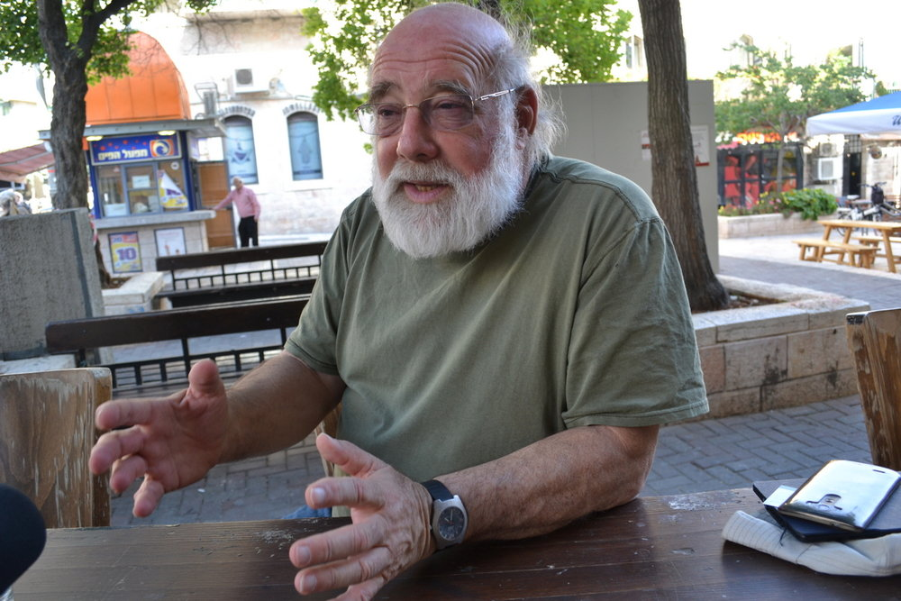 JOIN US FOR A TALK BY JEFF HALPER - Director of The Israeli Committee Against House Demolitions