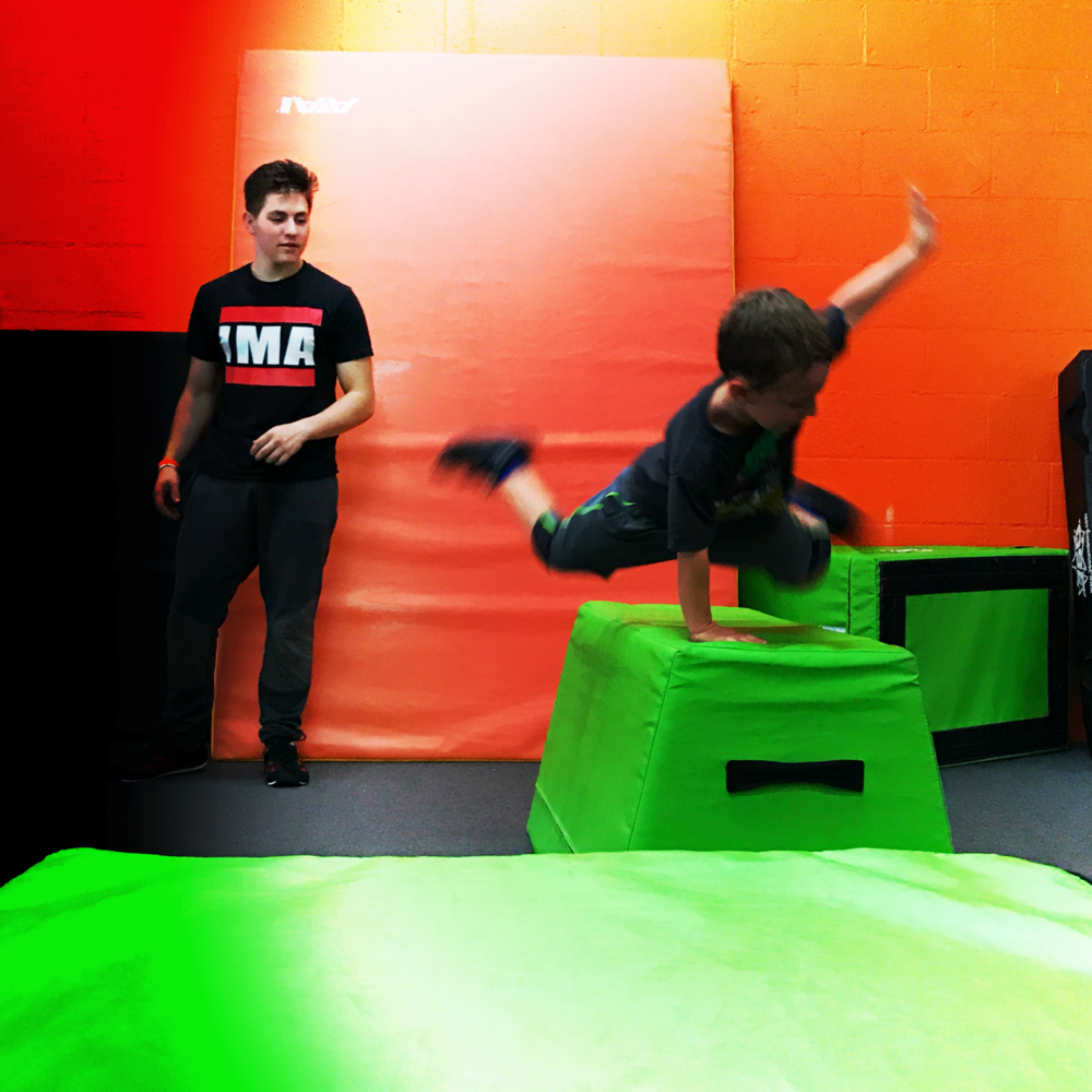 - The early years of life are the best time to expose children to properly moving their bodies in fundamental movements like squatting, jumping, hopping, sprinting, and pushing and pulling themselves up— all of which can be improved with parkour training. This form of training also helps to strengthen bone and connective tissue and decrease the risk of injuries later in life.
