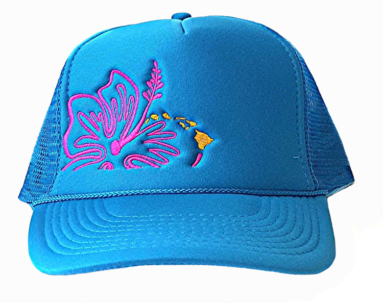 hawaii_hats_trucker_hibiscus_blue.JPG