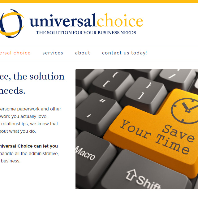 Web - Universal Choice