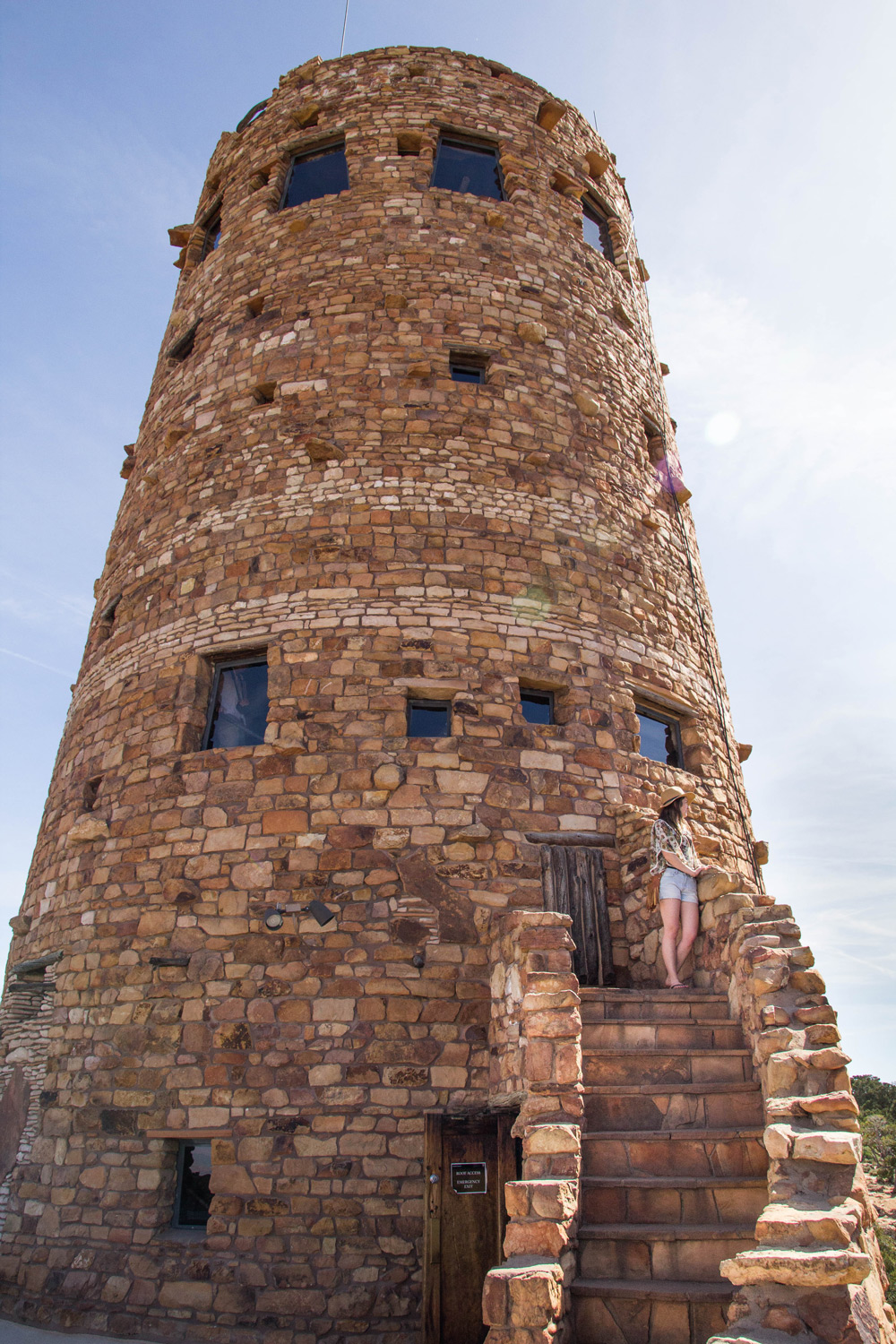 Desert View Watchtower, South Rim