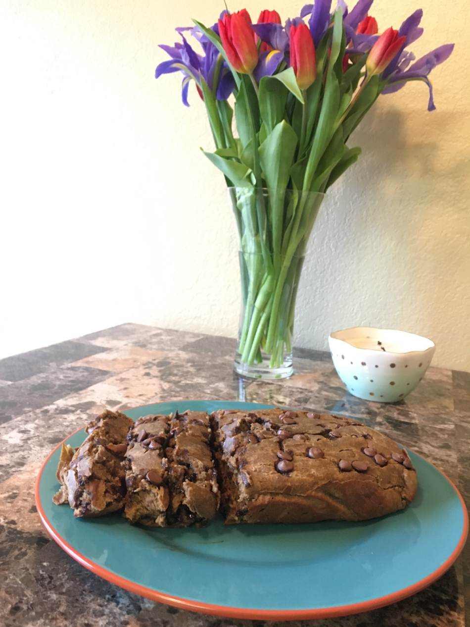 Chocolate Peanut Butter Banana Protein Bread.JPG