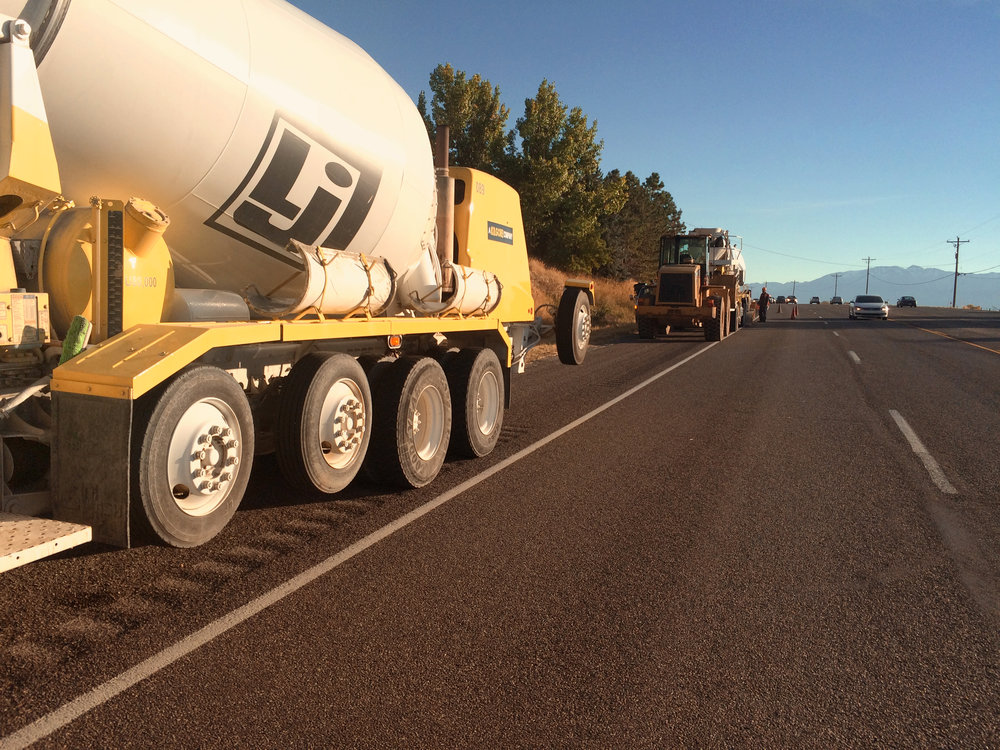YOUR TOP RATED READY MIX SUPPLIER IN LOGAN UTAH